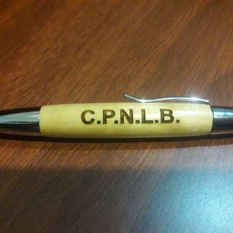 Lapicera C.P.L.N.B