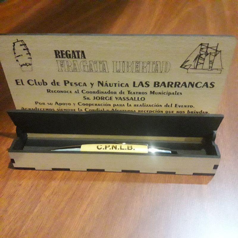 El Club de Pesca y Náutica Las Barrancas