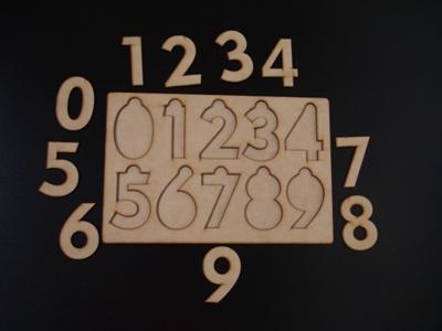 Corte MDF - 3 mm